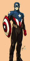 Captain America - Bucky Barnes [Concept]