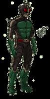 Masked Rider II Ver.1