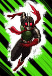 Kamen Rider II V.2