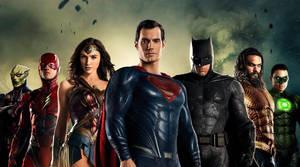 DCEU: Justice League of America
