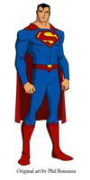 JLA Animated: Superman Rebirth