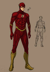 DCEU Redesign: The Flash