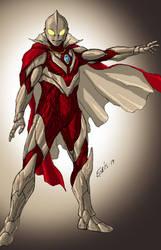 Ultraman Cape by kyomusha