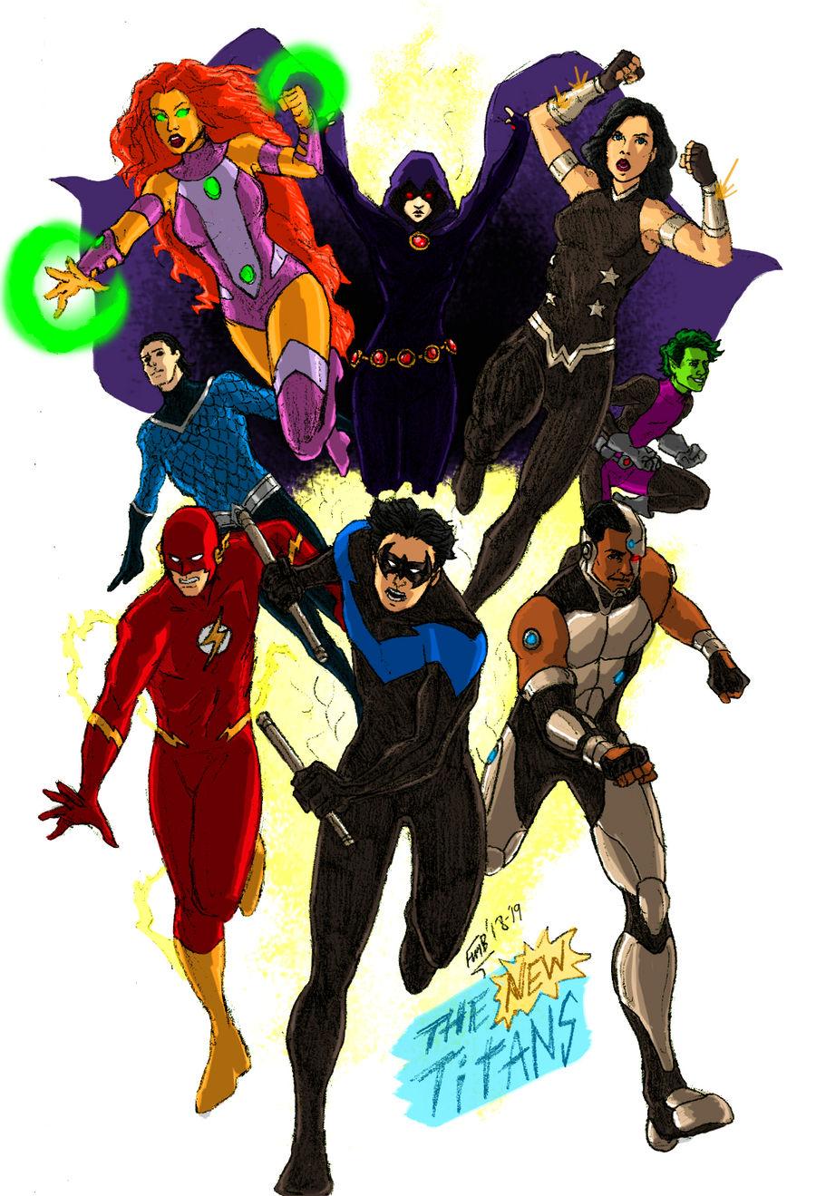The New Titans