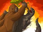 Kong v Godzilla