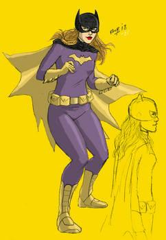 Batgirl - Year One