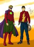 Secret Identity: Alan and Jay