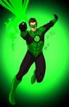 New Earth: Green Lantern [Hal Jordan]
