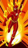 New Earth: The Flash [Barry Allen]