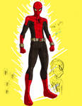 Toei Spider-Man Redesign