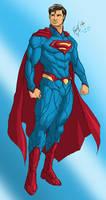 New 52 Superman (Organic suit concept)