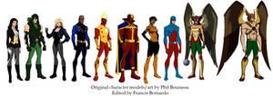 JLA Animated: The Satellite Crew