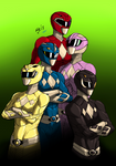 MMPR: Back to Action!