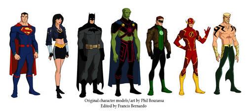 JLA: Animated Season 7 Part 2 (Public Enemies)