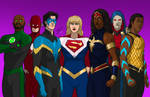 Justice League of Tomorrow (Concept)