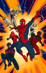 Spider-Man And The WEB-WARRIORS