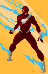 Justice League of Tomorrow: Wally West - The Flash