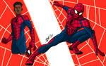 Commission: Cooper Tyson - Spider-Man