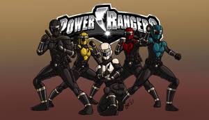 Power Rangers Apocalypse [MMPR Season 4]