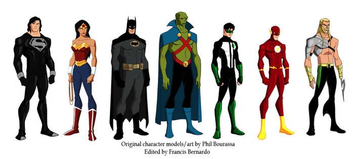 JLA: Animated Season 4 (The Dark Age)