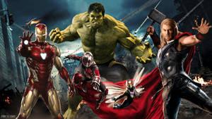MCU: The FIrst Avengers