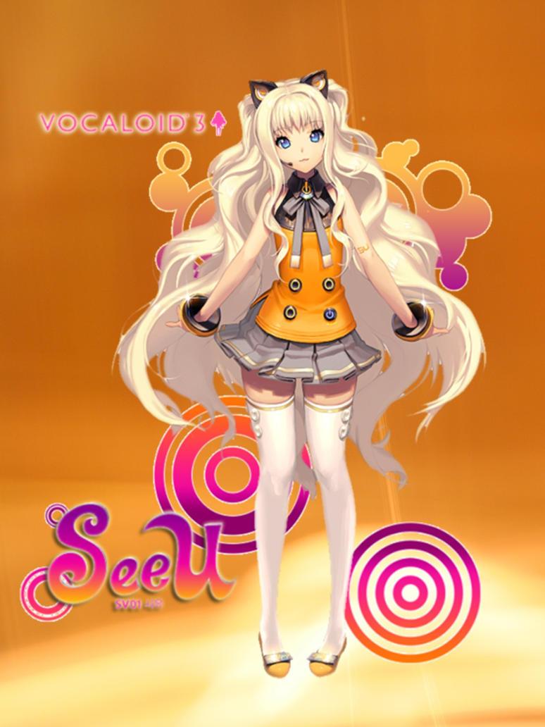 Vocaloid 3 SeeU by Feaxxx on DeviantArt