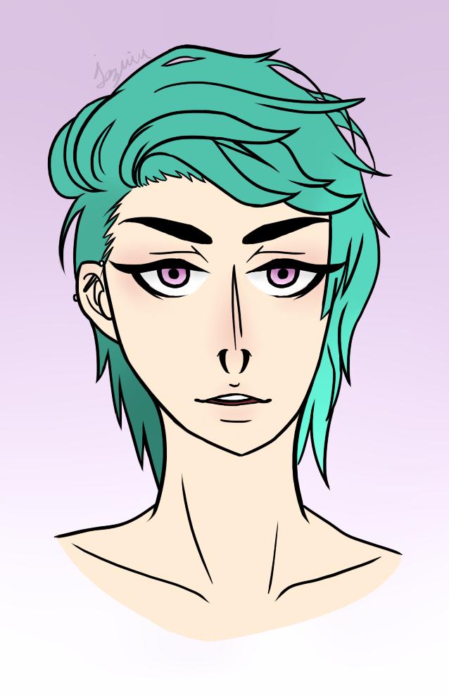 He has more piercings by Sky-miarrow8