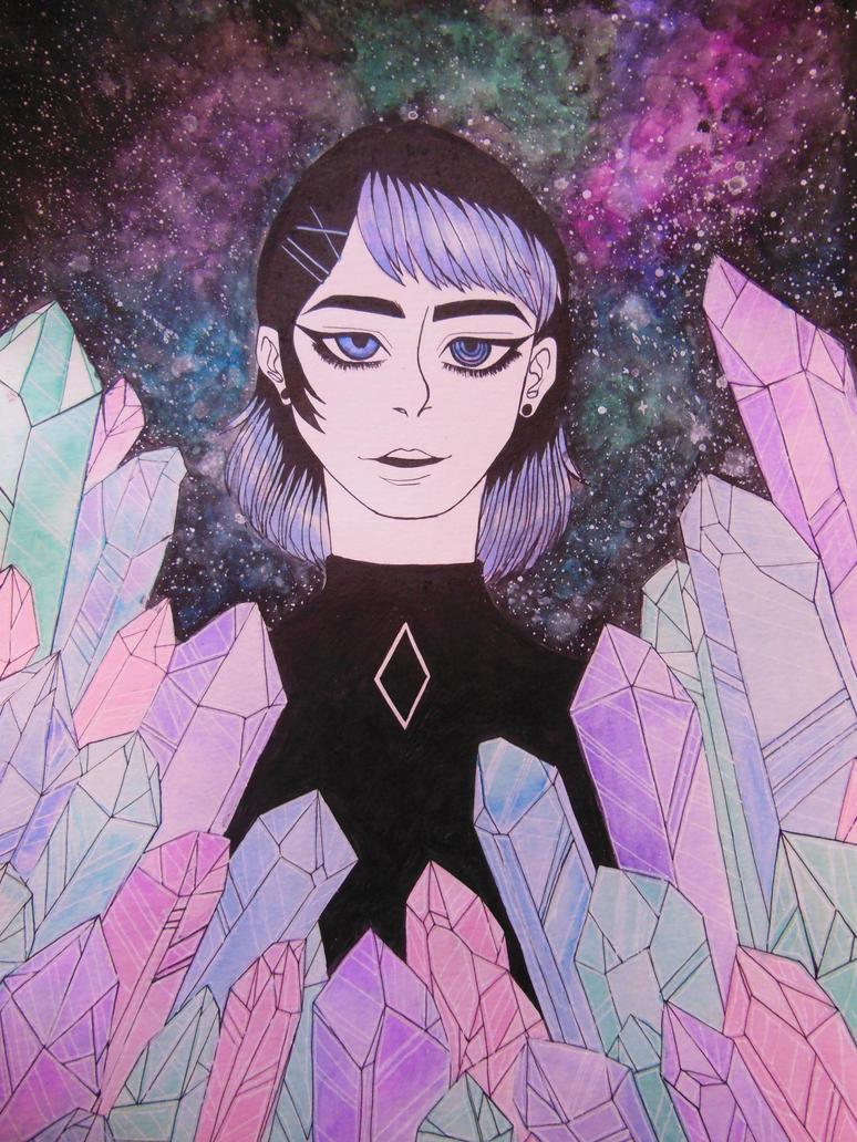So many crystals by Sky-miarrow8