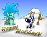 Season's Greetings from Yoshi's Island
