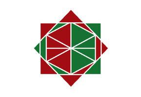 Flag redesign of Algeria by Ildzayri