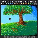 Pixel Art Challenge Thingy by Spiritedflight