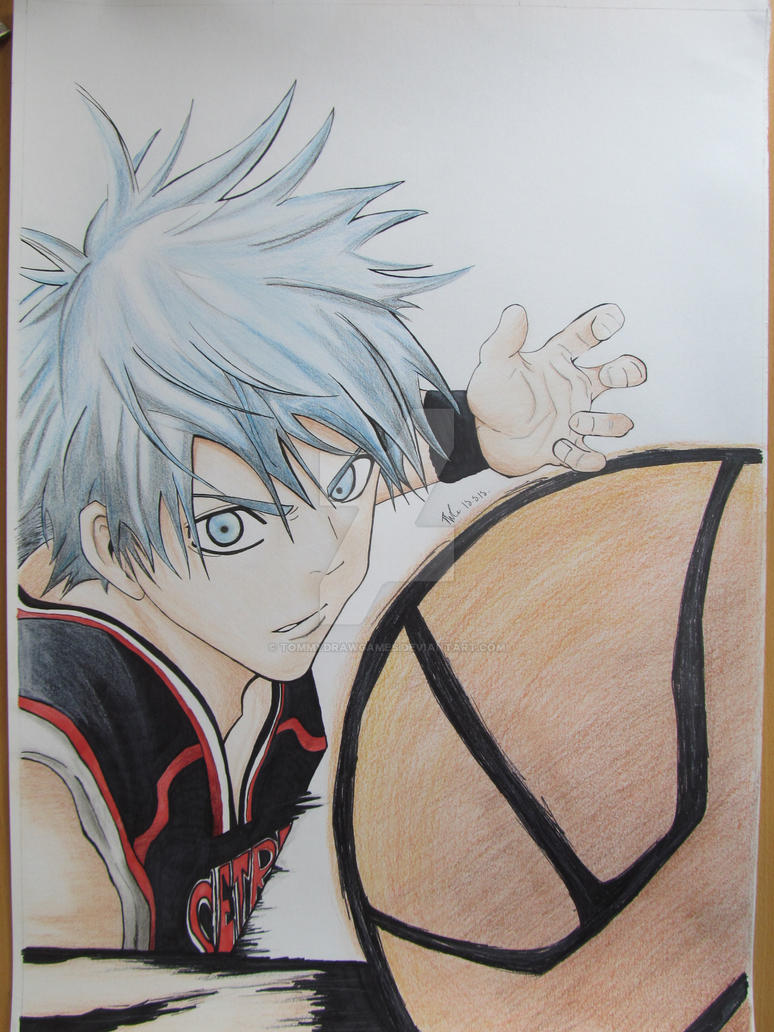 Ignite Pass- Kuroko no Basket by Tommydrawgames