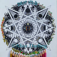 THE WHEEL OF THE YEAR by alice-darling-art