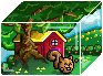 Emoticon Shelter - Squirrel by shadowed-light-waves