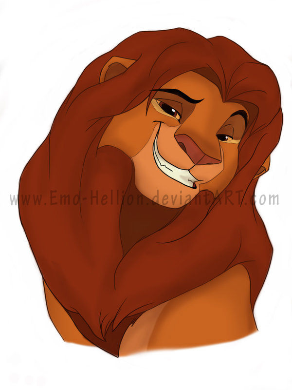 lion king clipart nala