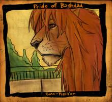 Pride Of Baghdad by Emo-Hellion