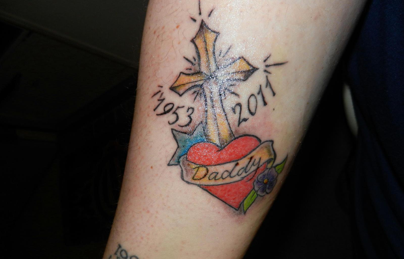 memorial quote tattoos