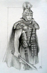 The Commander by SarawenArt