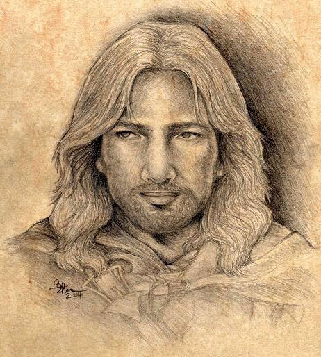Faramir by SarawenArt
