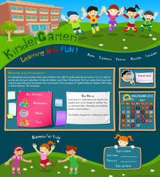 KinderGarten by AshwaniMax