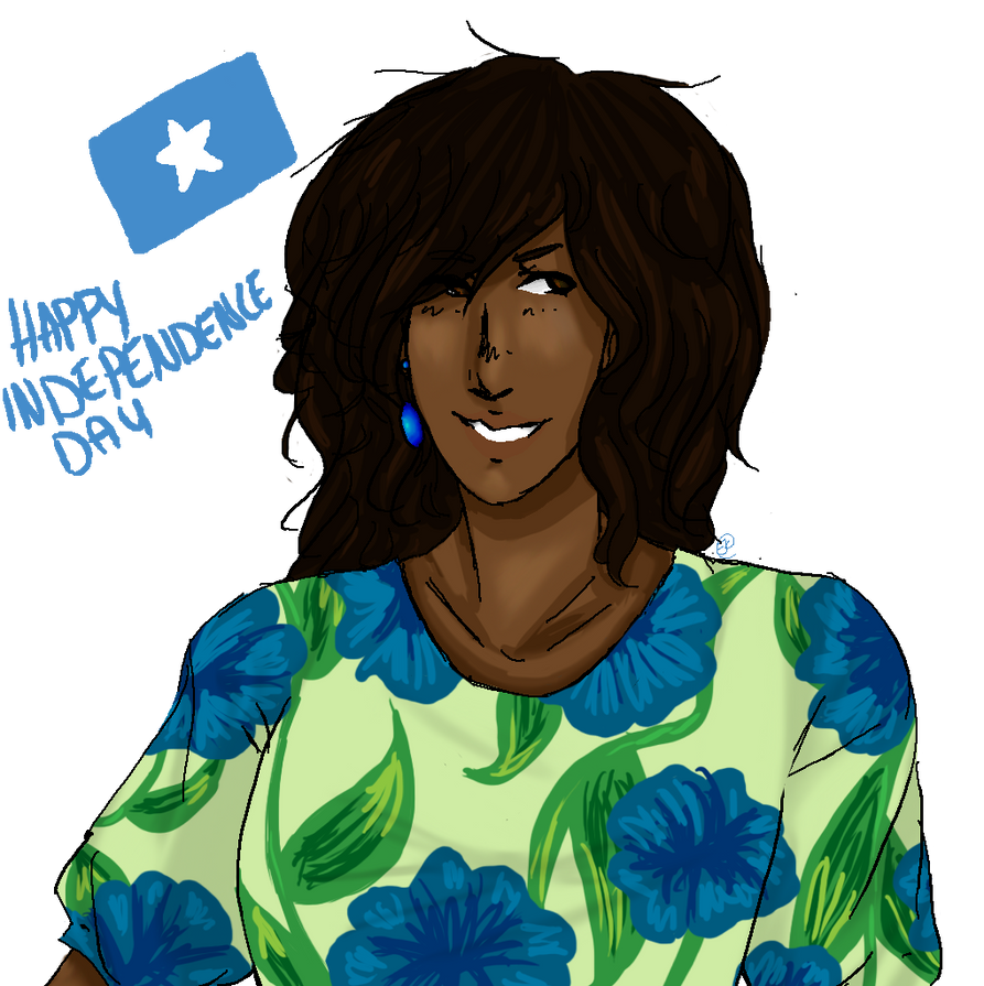 APH Somalia- Independence Day by Greeceskitty