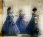 les dames bleues