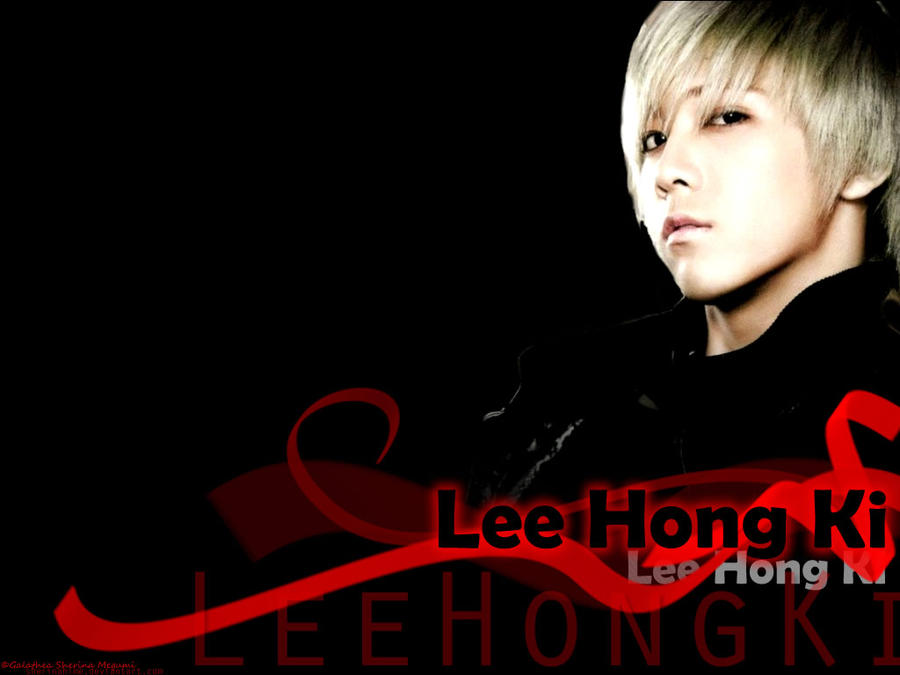 lee hong ki wallpaper iii by ~sherinahime on deviantart