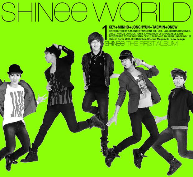 Imagini pentru The SHINee World