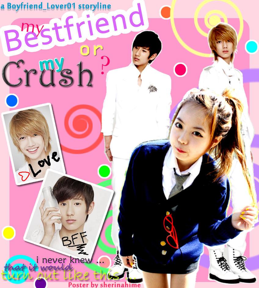 Best friend dating crush