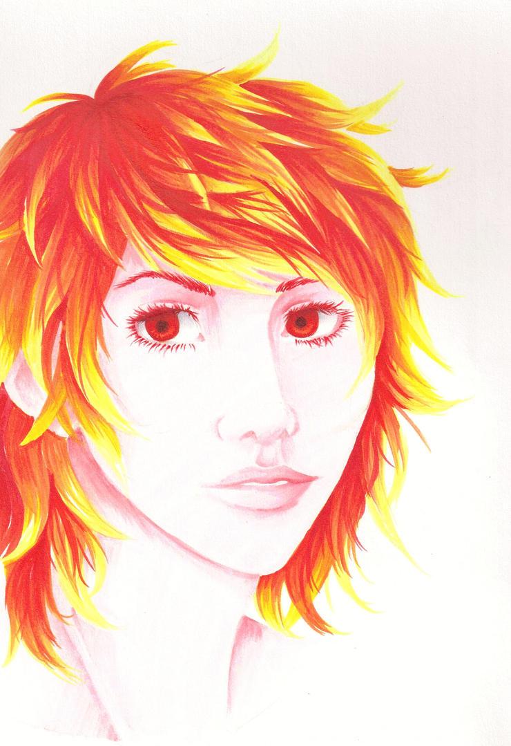 Realistic Vermello by Akusreu
