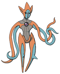 Deoxys - Attack Forme