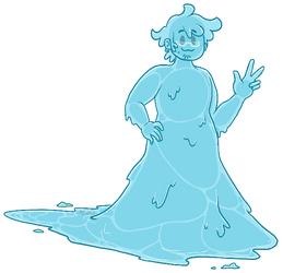 [Art Fight] Slime Time