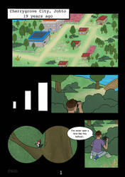 Ditto by Design - Prologue - Page 1