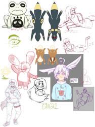 Sketchdump 4